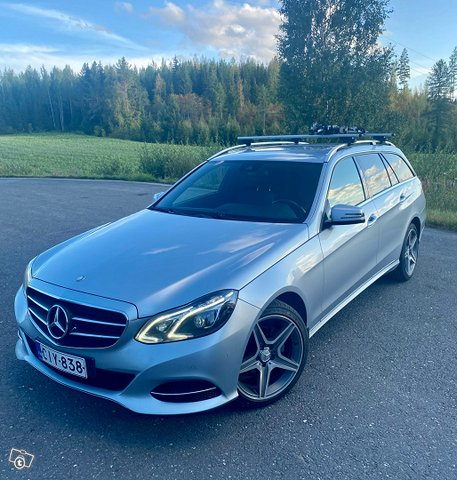 Mercedes-Benz E-sarja 1