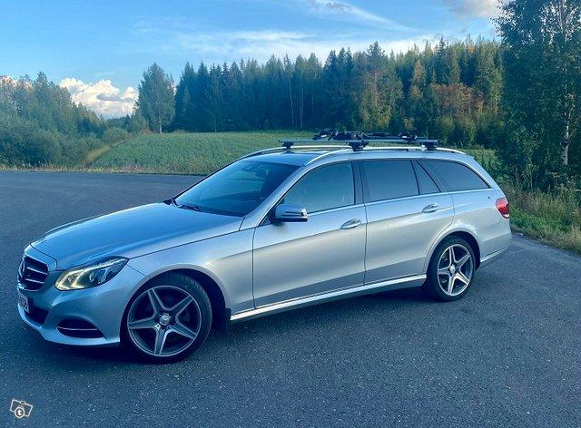 Mercedes-Benz E-sarja 2
