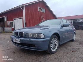 BMW 5-sarja, Autot, Ilomantsi, Tori.fi