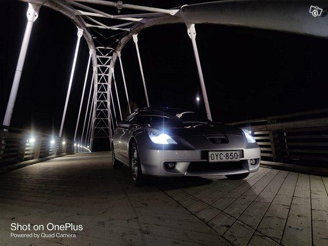 Toyota Celica, kuva 1
