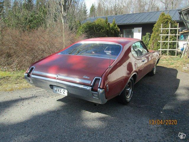 Oldsmobile Cutlass 3