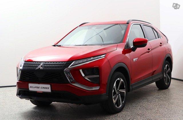 Mitsubishi ECLIPSE CROSS 2