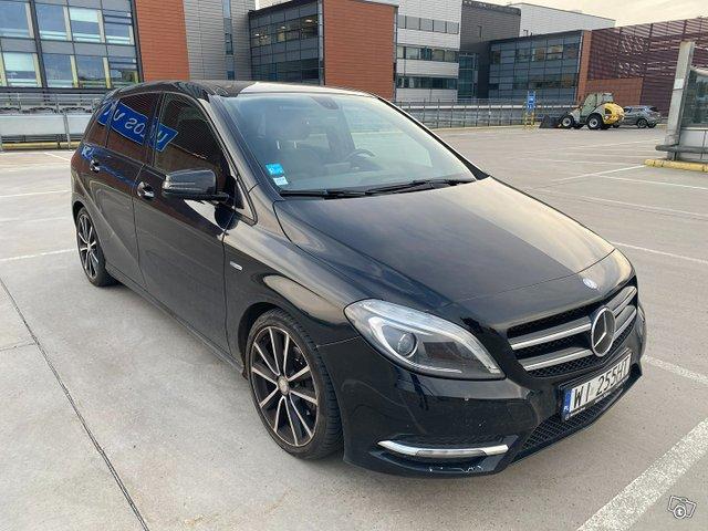 Mercedes-Benz B 200, kuva 1