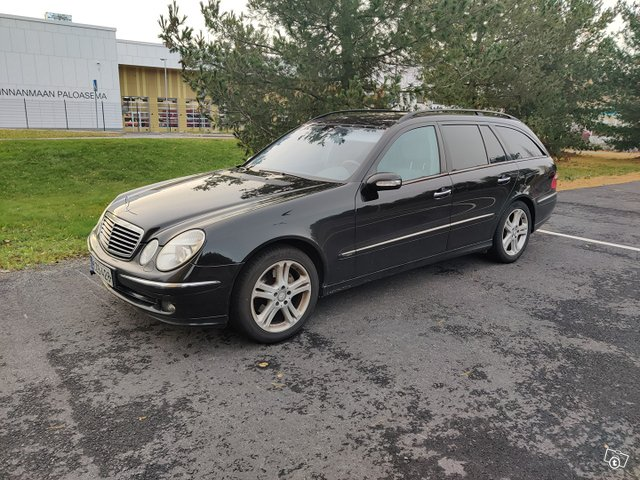 Mercedes-Benz E 280, kuva 1
