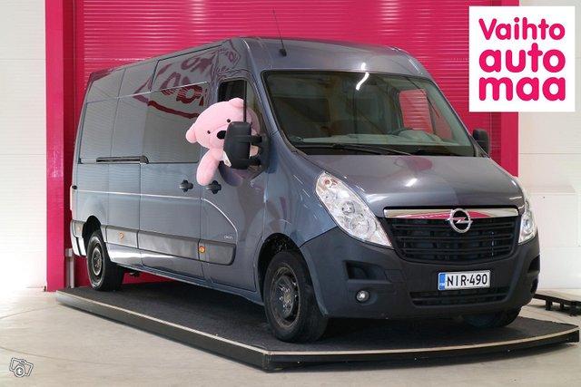 Opel Movano 1