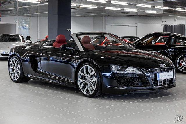 Audi R8, kuva 1