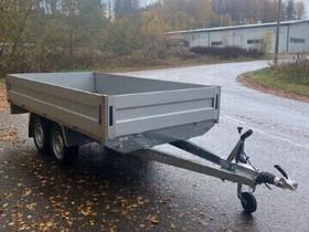 Niewiadow Condor 2 P310 L160 2700kg Alulaidat, Peräkärryt ja trailerit, Auton varaosat ja tarvikkeet, Heinola, Tori.fi