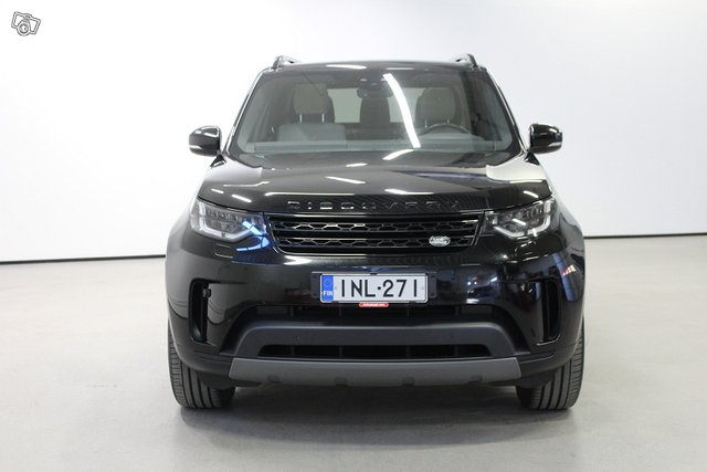 Land Rover Discovery 2