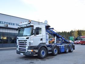 Scania R500 8x4 V8 Vaijeriauto, Kuljetuskalusto, Työkoneet ja kalusto, Turku, Tori.fi