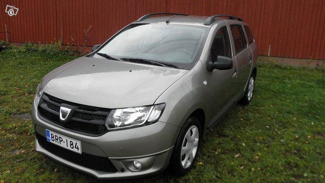 Dacia Logan Van 1