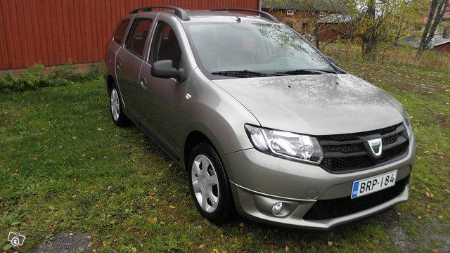 Dacia Logan Van 2