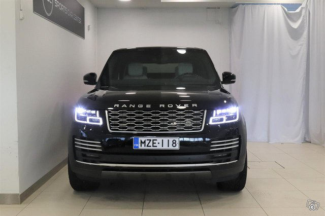 Land Rover Range Rover 2