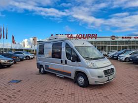 Pössl Globecar Globescout FIAT 2.3 120hv Mult, Matkailuautot, Matkailuautot ja asuntovaunut, Raisio, Tori.fi