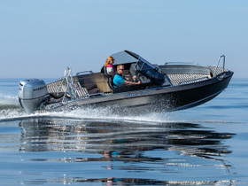 Silver Shark BRX + Honda BF135, Moottoriveneet, Veneet, Raahe, Tori.fi