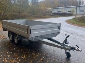 Niewiadow Alumiinilaidoilla 260x150, Peräkärryt ja trailerit, Auton varaosat ja tarvikkeet, Heinola, Tori.fi