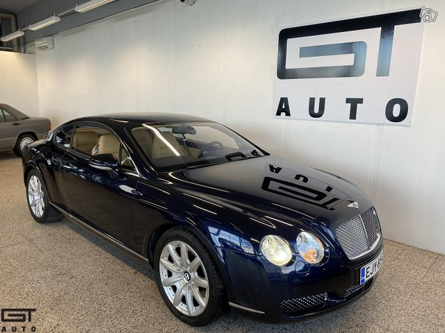 Bentley Continental, kuva 1