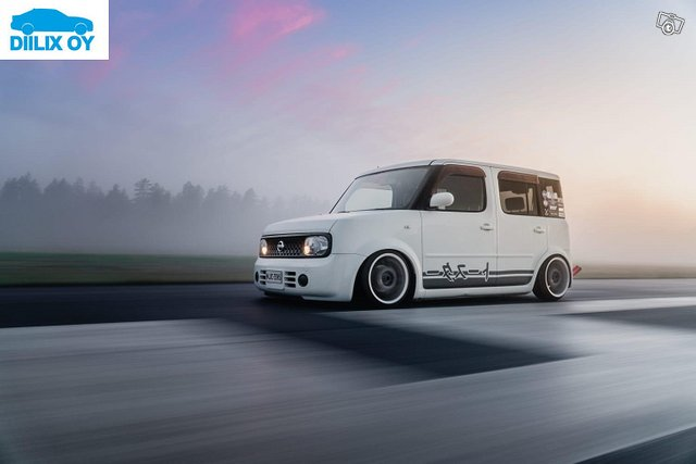 Nissan Cube, kuva 1
