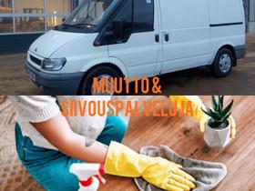 Muutto/Kuljetus/Siivous, Muut, Helsinki, Tori.fi