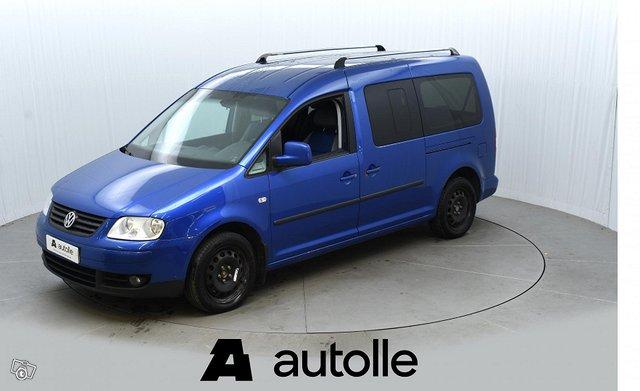 Volkswagen Caddy Maxi 1