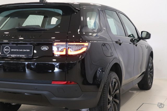 Land Rover Discovery Sport 6