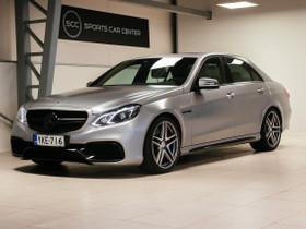 Mercedes-Benz E 63 AMG, Autot, Espoo, Tori.fi