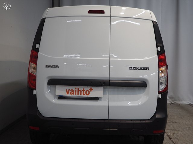 Dacia DOKKER VAN 6