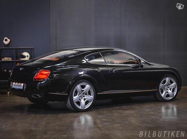 Bentley Continental 3