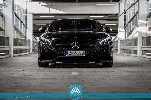 Mercedes-Benz S 63 AMG, kuva 1