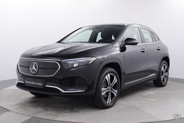 Mercedes-Benz EQA, kuva 1