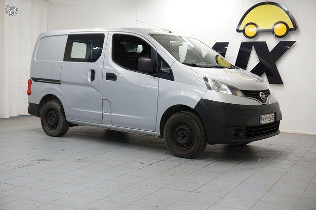 Nissan NV200, kuva 1