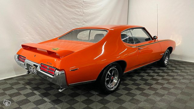 Pontiac GTO 4