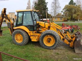 JCB 4 CX Yhdistelmäkaivuri, Maanrakennuskoneet, Työkoneet ja kalusto, Ilmajoki, Tori.fi