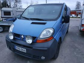 Renault Trafic, Autot, Alajärvi, Tori.fi