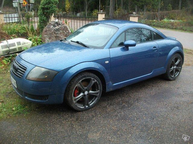 Audi TT-sarja, kuva 1
