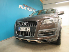 Audi Q7, Autot, Pirkkala, Tori.fi