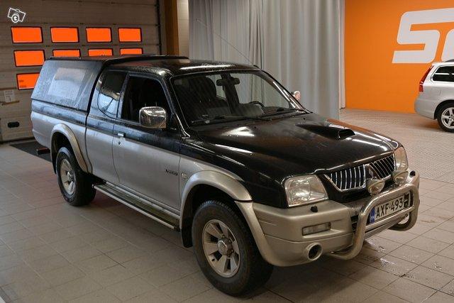 Mitsubishi L200, kuva 1