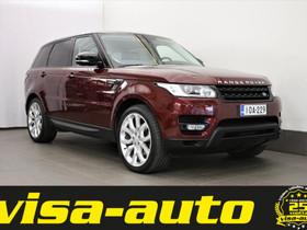 Land Rover Range Rover Sport, Autot, Raisio, Tori.fi