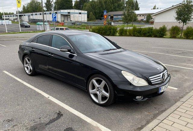 Mercedes-Benz CLS 500, kuva 1