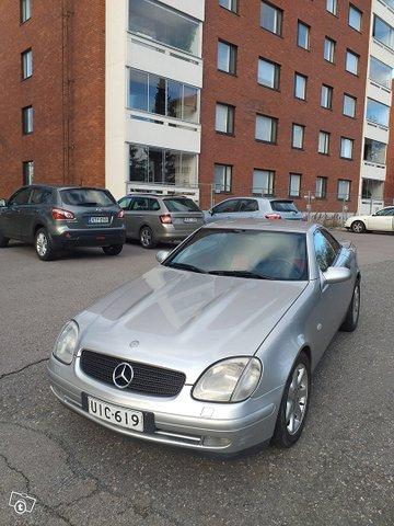 Mercedes-Benz SLK 230, kuva 1