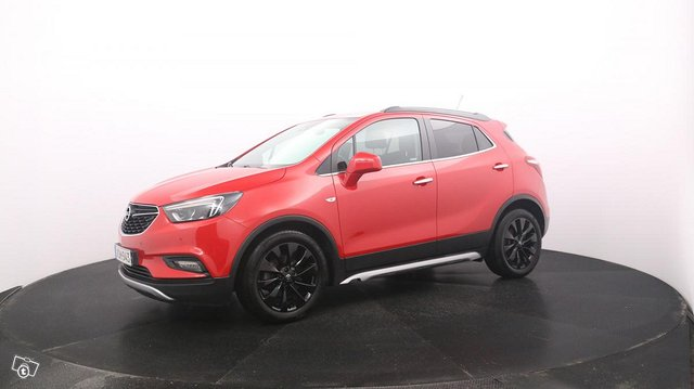 Opel Mokka 1
