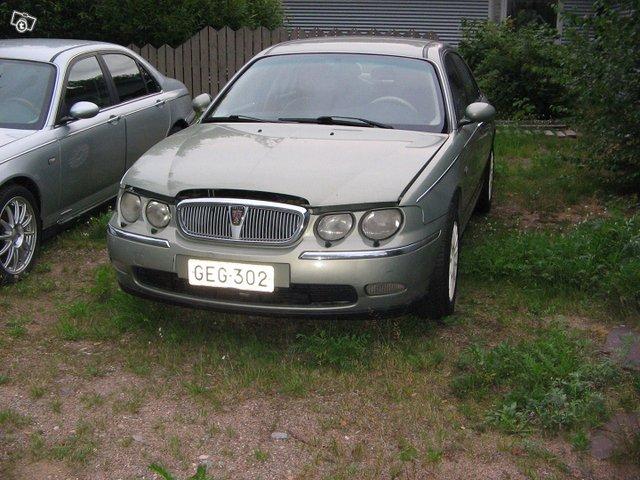 Rover 75, kuva 1