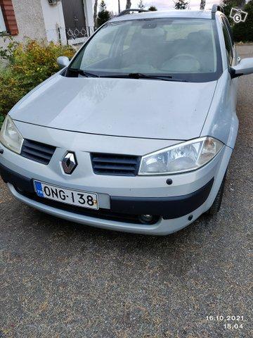 Renault Megane, kuva 1