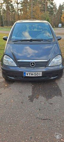 Mercedes-Benz A-sarja, kuva 1