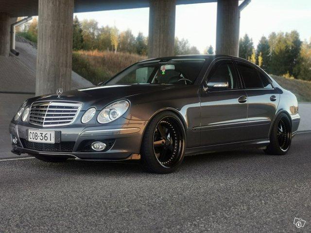 Mercedes-Benz E 500, kuva 1