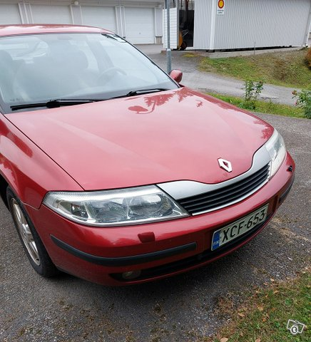 Renault Laguna, kuva 1