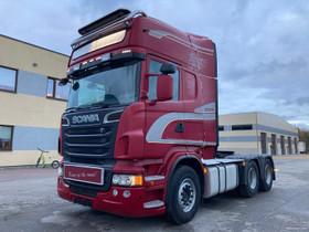 Scania R560 6x4 Euro 5 + RETARDER + HYDRAULICS + F, Kuljetuskalusto, Työkoneet ja kalusto, Helsinki, Tori.fi