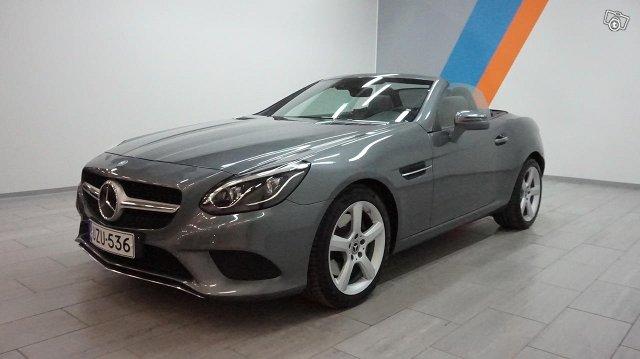 Mercedes-Benz SLC, kuva 1