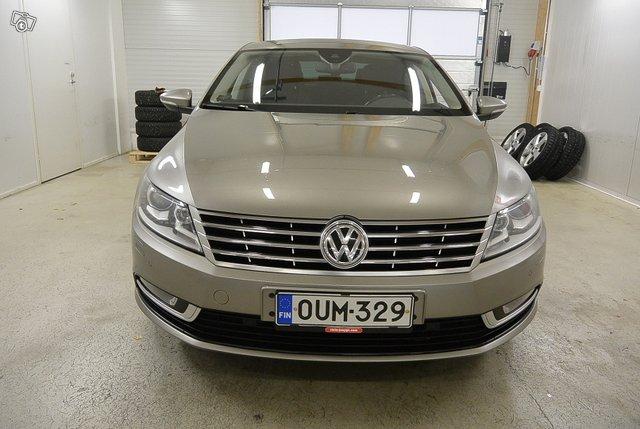 Volkswagen CC 2