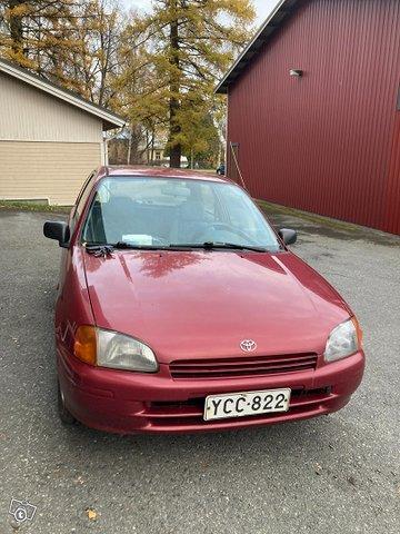 Toyota Starlet, kuva 1
