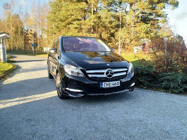 Mercedes-Benz B 250, kuva 1